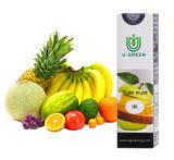 لذيذ مذاق طازج خضراء [أبّل] بخار [إ-ليقويد] عصير صنع وفقا لطلب الزّبون أسلوب