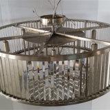 Lámpara colgante de cristal contemporáneo moderno vestíbulo del hotel Ronda