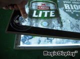 Affichage LED Bâti magnétique pour la publicité