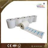 Papier thermosensible estampé Rolls 80*80mm&#160 ; Papier thermique de réception