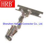 Conector femenino de la terminal del automóvil de la aleación de cobre