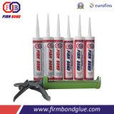 Sellante ácido adhesivo del silicón del silicón estupendo del pegamento (FBSZ400)
