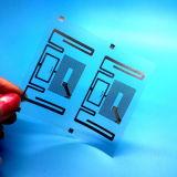 Etiqueta inalterable de encargo profesional de RFID para la protección de la marca de fábrica