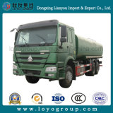 Sinotruk HOWO 6X4 12000L 물 탱크 트럭