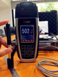 Probador portable de la dureza de Leeb para el material grande del metal
