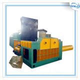 Macchina d'imballaggio idraulica d'acciaio della latta di alluminio dello scarto