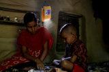 Nachladbarer SMS Modus-Lohn, wie Sie beleuchtender Hauptinstallationssatz für Hauptgebrauch Solargehen