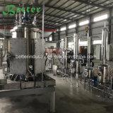 A extração de óleo de cânhamo etanol máquina de processamento