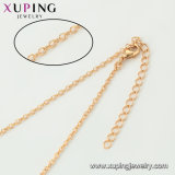 Wedding Women Jewelry를 위한 44522 Xuping Fashionable 18K Gold Plated Wholesale Necklace