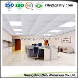 Apariencia elegante techo decorativo de techo de aluminio con ISO9001