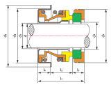 Guarnizione di raffreddamento automatica della pompa degli st F