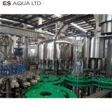 Macchina di coperchiamento di riempimento di lavaggio bevente della strumentazione della bottiglia di acqua del vapore della soda