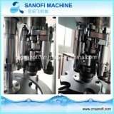 De pequeña capacidad tipo lineal de la máquina de llenado de agua
