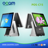 "China-Fabrik 15 "" alle in einer Touch Screen Positions-Maschine"