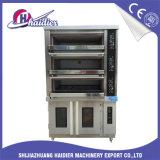 3 Pont 6 bacs four électrique de la machine en restauration commerciale de l'équipement