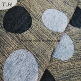 Tinte de hilo de poliéster y algodón tejido chenilla