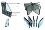 Glace 5+12A+5 Rongshunxiang en verre creux de double vitrage