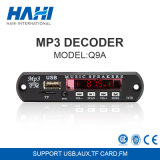 Decodificatore MP3 per l'amplificatore con l'altoparlante di Bluetooth
