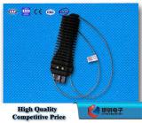 Braçadeiras de cabo plásticas da escora para ADSS