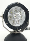 頑丈な機械装置(GT24003-40W)のための新しく強力な40W円形のクリー族LED作業ライト