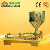 Macchina di rifornimento crema semi automatica per l'estetica/unguento/il liquido