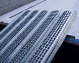 Высокая сетка форма-опалубкы нервюры для здания