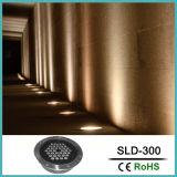 lumière de dans-Prise de masse de 36PCS 46W IP67 DEL pour le jardin