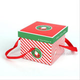 Конфета подарков настоящего момента благосклонности коробки подарка Рожденственской ночи Xmas высокого качества кладет милое в коробку