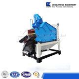 Matériel de traitement de boue de brevet de Lzzg dans la vente chaude