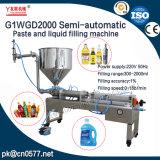 Halbautomatische Paste und Flüssigkeit-Füllmaschine für Honig (G1WGD2000)