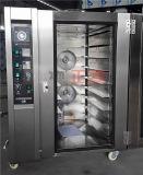 Forno elettrico professionale del vapore di Combi dei 8 cassetti del ristorante (ZMR-8D)