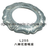 L'alliage d'aluminium le moulage mécanique sous pression de la structure du siège avec RoHS