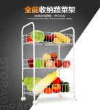 실제적인 슈퍼마켓 저장 선반 부엌은 움직일 수 있는 저장 선반을 공급한다
