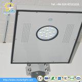 Einfaches integriertes Solarstraßenlaterneder Installations-40W