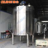 Réservoir de mélange de lait d'acier inoxydable (600L)
