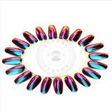 Pigmento splendido brillante dello spostamento di colore della polvere specchio di Cameleon/del Chameleon