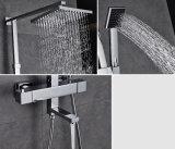 正方形の一定した温度Anitiは浴室のロータスおおいのシャワーを沸騰させる
