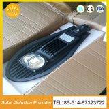 Farolas Solares de alta potencia de iluminación LED Solar