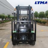 Un nuovo carrello elevatore elettrico da 2 tonnellate con il sistema di controllo di Curtis