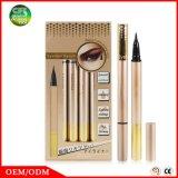 Lápiz cosmético del Eyeliner del negro del maquillaje del pigmento de la escritura de la etiqueta privada de la muestra libre alto