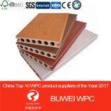 Decking Co-Extrusion WPC PVC высокого качества для напольного