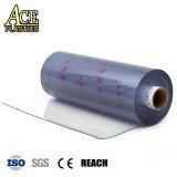 Super/Normal/verre/Crystal Clear flexible/Film PVC souple pour la lamination/Paquet