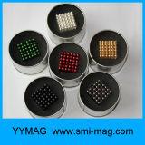 3mm、5mm、6mmおよび8mm NdFeBの磁石の球の形の磁気球