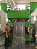Машина гидровлического давления Dhp-8000tons для кожи двери металла с высоким качеством