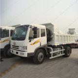 최신 판매 FAW 호랑이 v 4X2 덤프 트럭