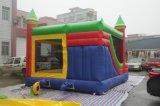 トマス子供のためのトレインの膨脹可能な警備員の膨脹可能な城の膨脹可能なスライドの警備員