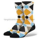 Новые причудливый ретро носки людей способа 200n