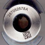Etiqueta de plástico automática C6 del laser de la máquina de la marca del laser del cigüeñal