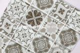 Decoración de la impresión de inyección de tinta Backsplash baldosas mosaico de vidrio