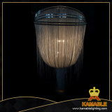 Erstklassiger Aluminiumkristallleuchter-hängendes Licht (KA10881)
